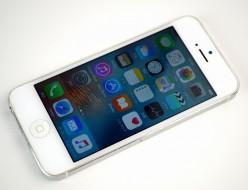 中古 au iPhone5 32GB ホワイト ME042J/A買取ました!