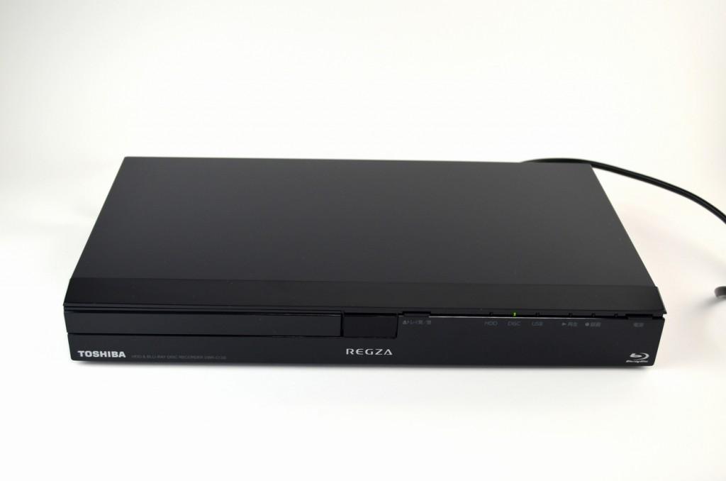 壊れた東芝 REGZA DBR-C100 ブルーレイレコーダー買取ました!