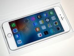 中古 SoftBank iPhone6 Plus 16GB シルバー MGA92