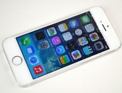 ガラス割れ docomo iPhone5s 16GB買取ました!ME333J/A シルバー