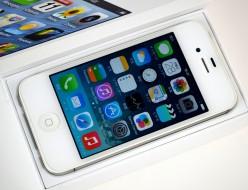 中古 SoftBank iPhone4S 16GB買取ました!ホワイト MD239J/A
