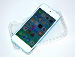 中古 iPod touch 32GB買取ました!第5世代 MD717J/A ブルー