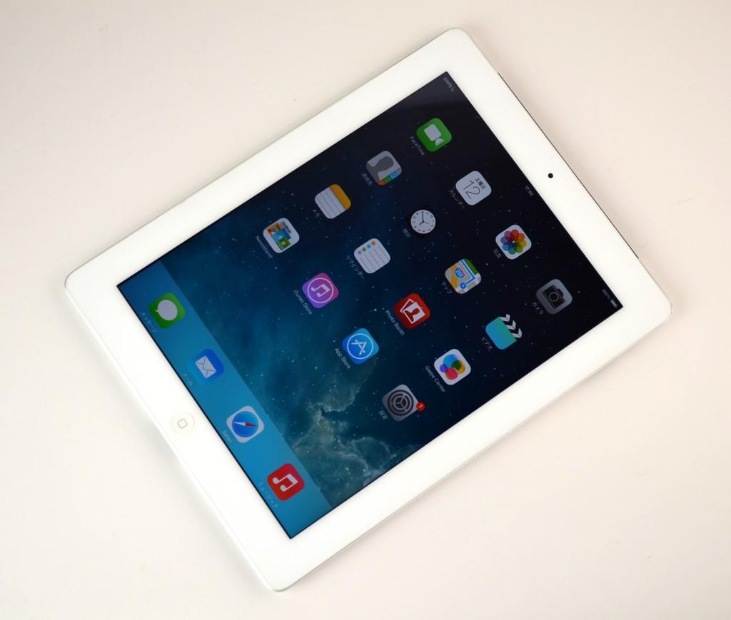 中古SoftBank iPad2 64GB買取ました!Wi-Fi+3G ホワイト MC984J/A