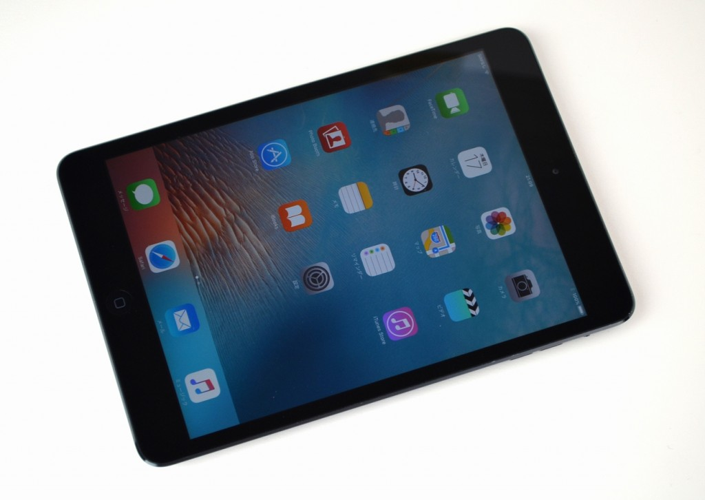 中古au iPad mini買取ました!16GB Wi-Fi Cellular MD540J/A