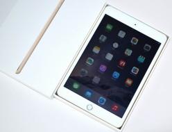中古au iPad mini 3 16GB買取ました!Wi-Fi,CELL MGYR2J/A ゴールド