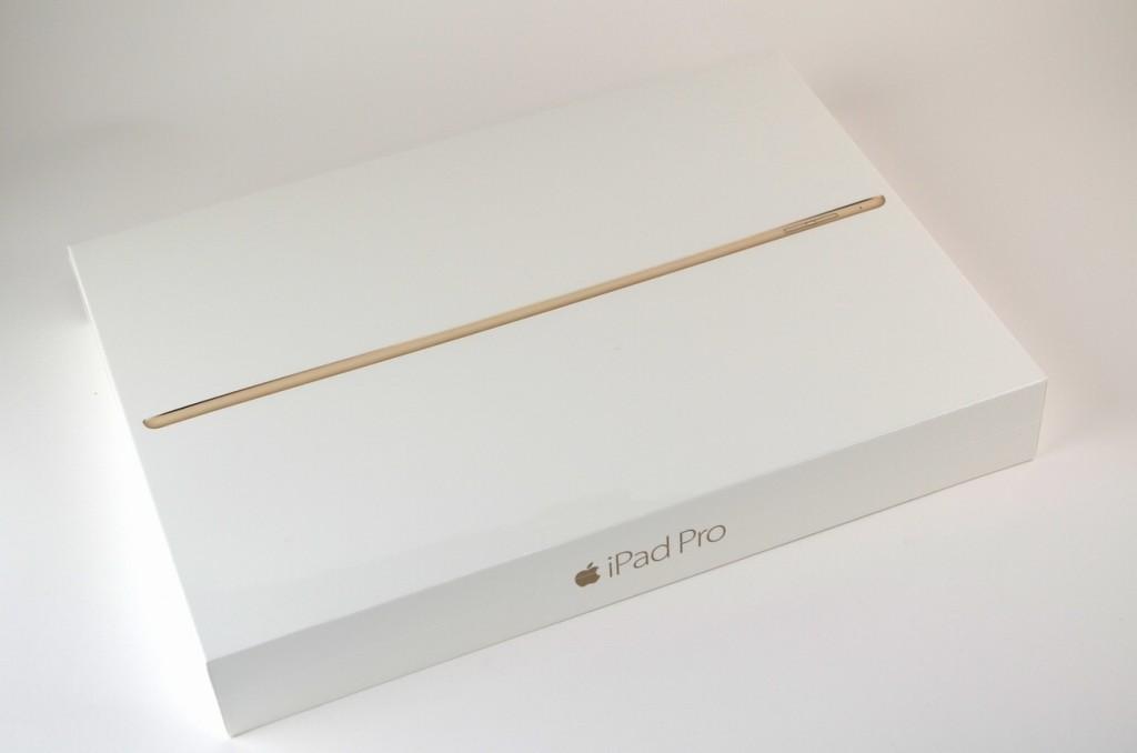新品iPad Pro 32GB買取ました!Wi-Fiモデル ゴールド ML0H2J/A
