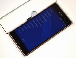 画面割れau SOL26 Xperia Z3 エクスペリア買取ました!