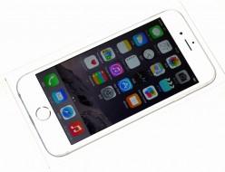 中古 au iPhone6 16GB買取ました!シルバー MG482J/A