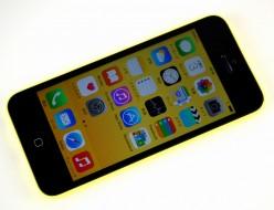 中古 docomo iPhone5c 16GB買取ました!ME542J/A イエロー