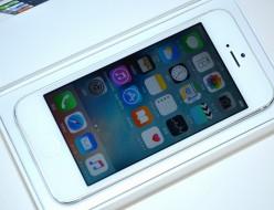 中古iPhone5 16GB買取ました!ホワイト ME040J/A