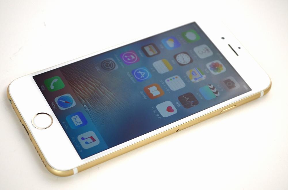 中古 docomo iPhone6 128GB超高額買取ました!MG4E2J/A ゴールド
