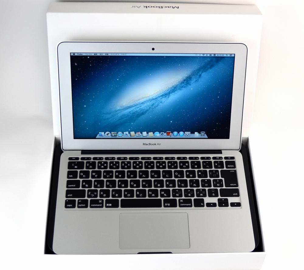 中古MacBook Air 他店プラスαで買取ました!11-inch,Mid 2012 MD224JA、Macの買取はジャンク品ジャパンまで!