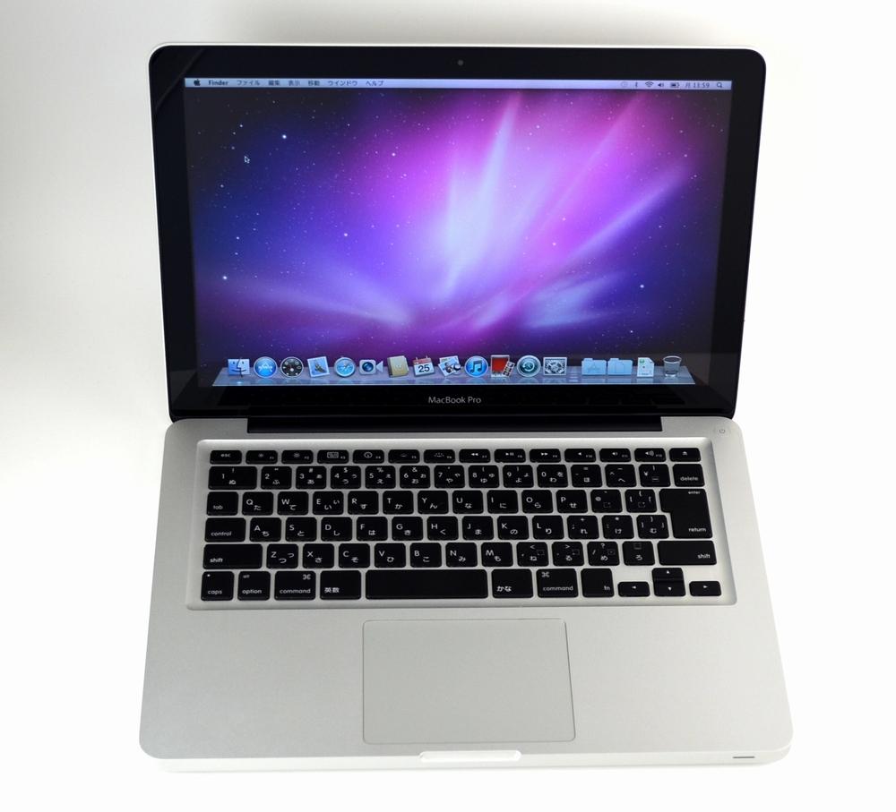 中古MacBook Pro他店圧倒プラスαで買取ました!13-inch,Early 2011 MC700J/A、Mac買取ジャンク品ジャパン福岡まで!