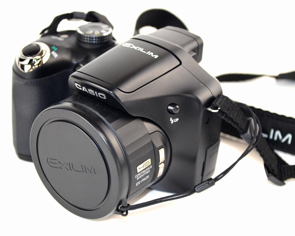 壊れたCASIO カシオ EX-FH25 デジタルカメラ買取ました!