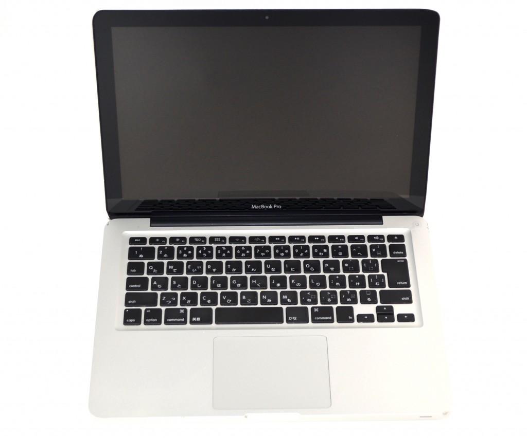 壊れたMacBook Pro他店圧倒プラスαで買取ました!13-inch,Late 2011 Core i7 MD314J/A、Mac買取ジャンク品ジャパンまで!