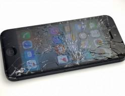 ガラス割れSoftBank iPhone5 64GB買取ました!ブラック MD662J/A