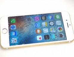 ガラス割れSoftBank iPhone6 64GB買取ました!MG4J2J/A ゴールド