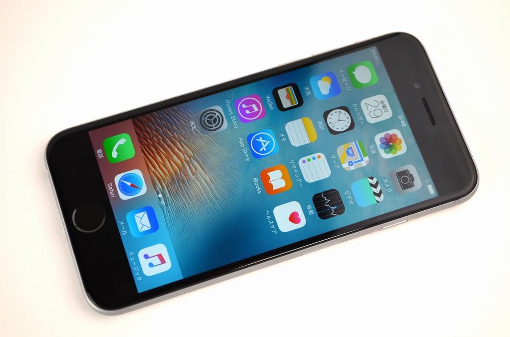 中古SoftBank iPhone6買取ました!64GB MG4F2J/A スペースグレイ、iPhoneの買取は福岡博多ジャンク品ジャパンまで!