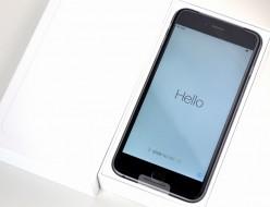 交換品au iPhone6 Plus 128GB他店プラスαで買取ました!NGAC2J/A スペースグレイ