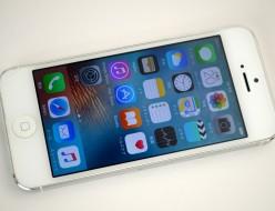 ガラス割れSoftBank iPhone5 16GB買取ました!ホワイト