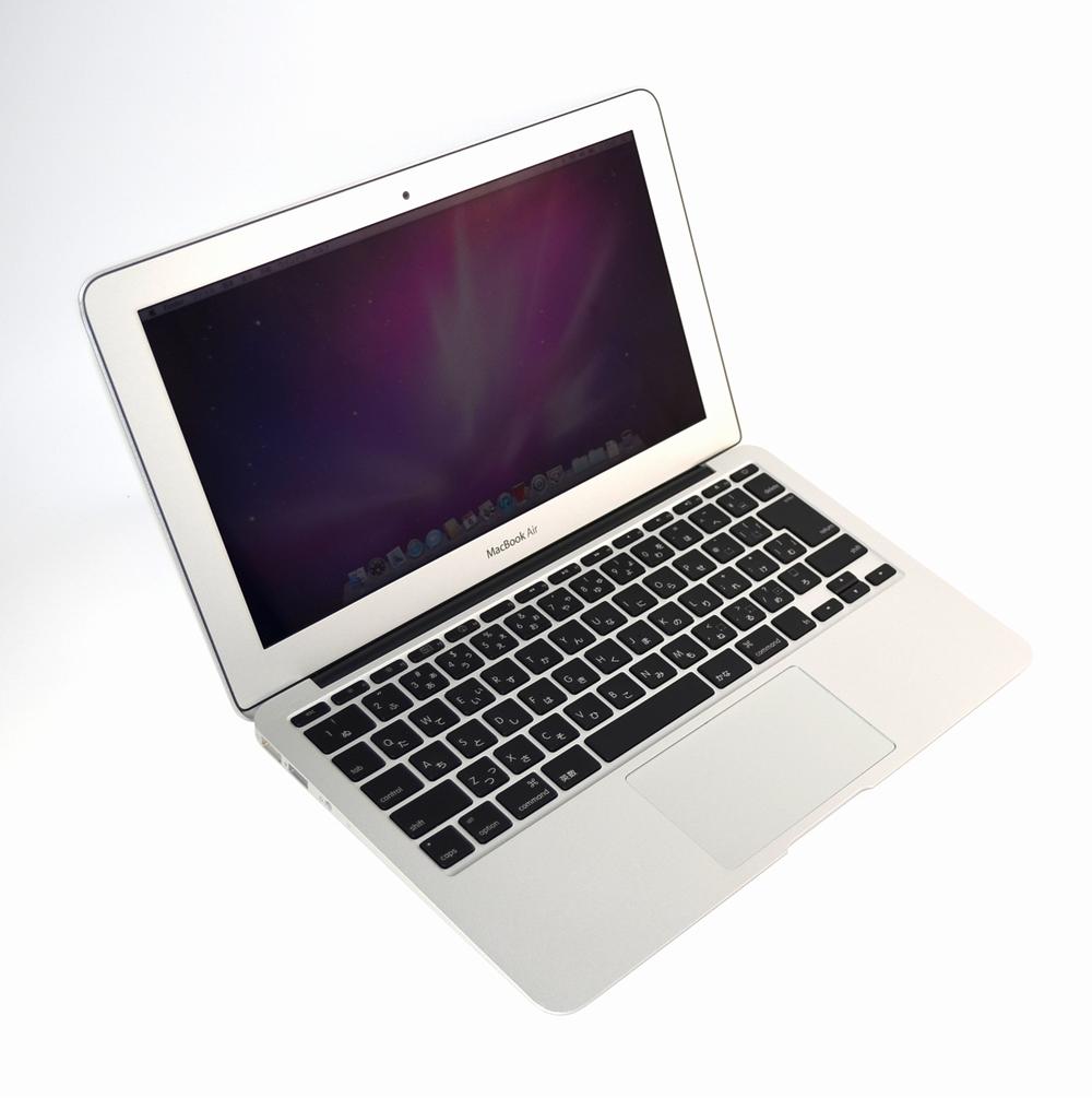中古MacBook Air買取ました!11-inch,Late 2010、Macの買取は福岡博多ジャンク品ジャパン