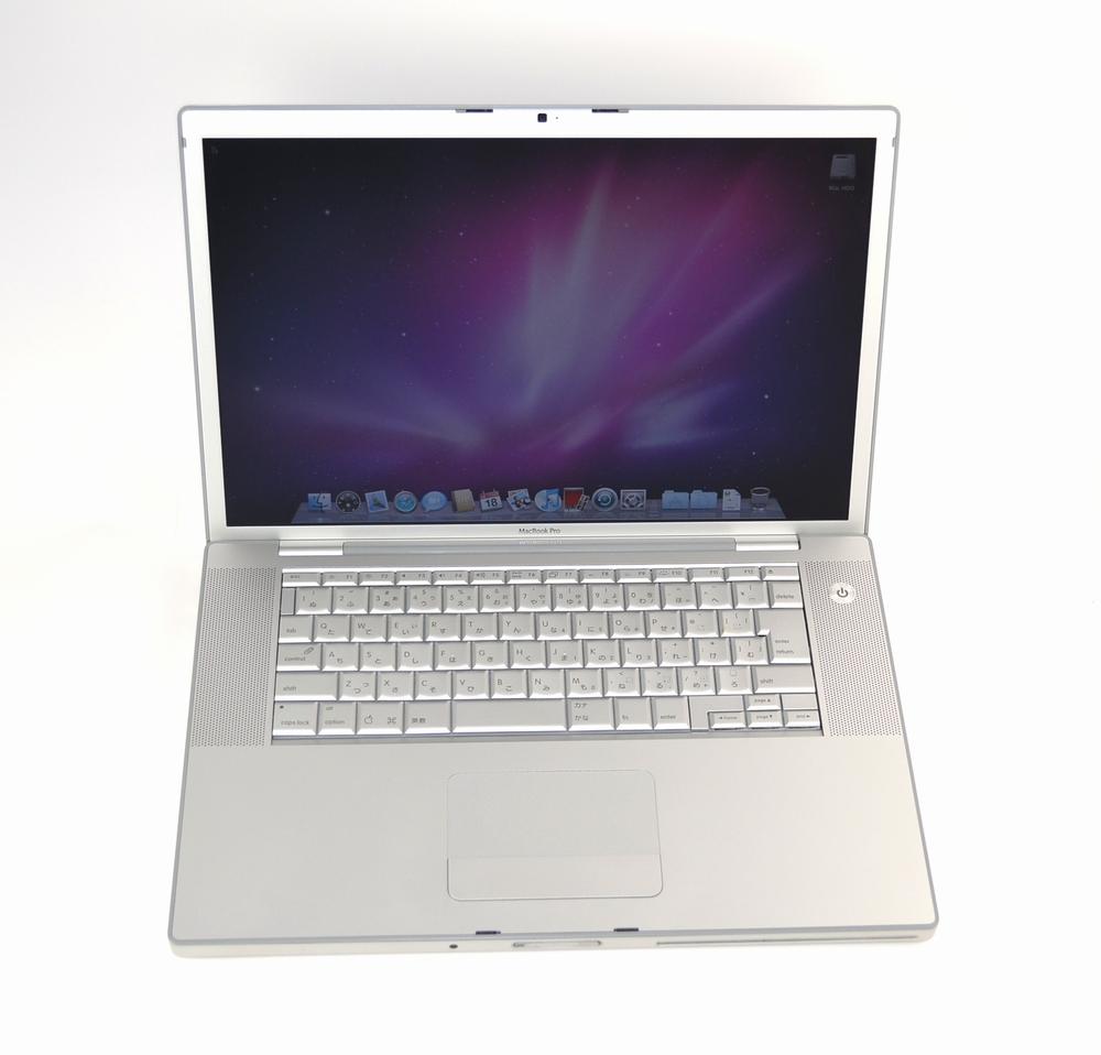 中古MacBook Pro買取ました!15-inch A1150,中古