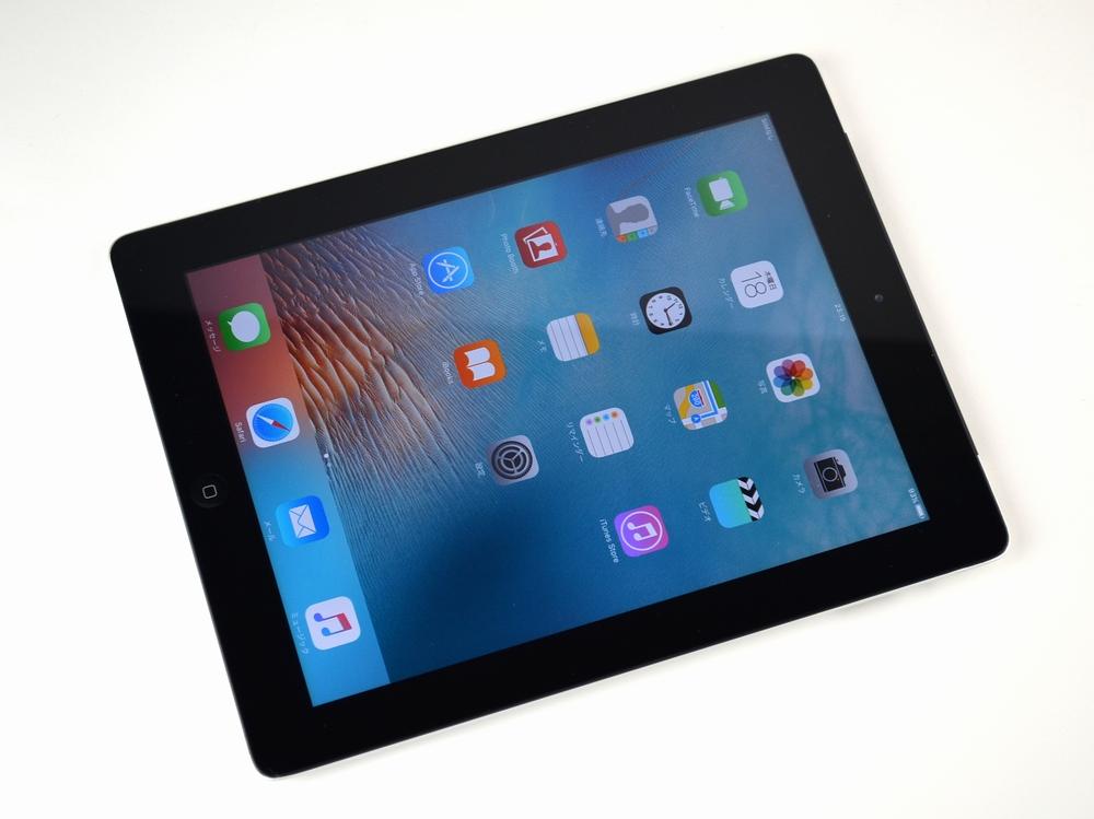 中古SoftBank iPad2買取ました!16GB Wi-Fi+3G MC773J/A
