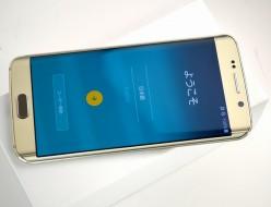 中古au Galaxy S6 edge買取ました!SCV31 ゴールド プラチナ