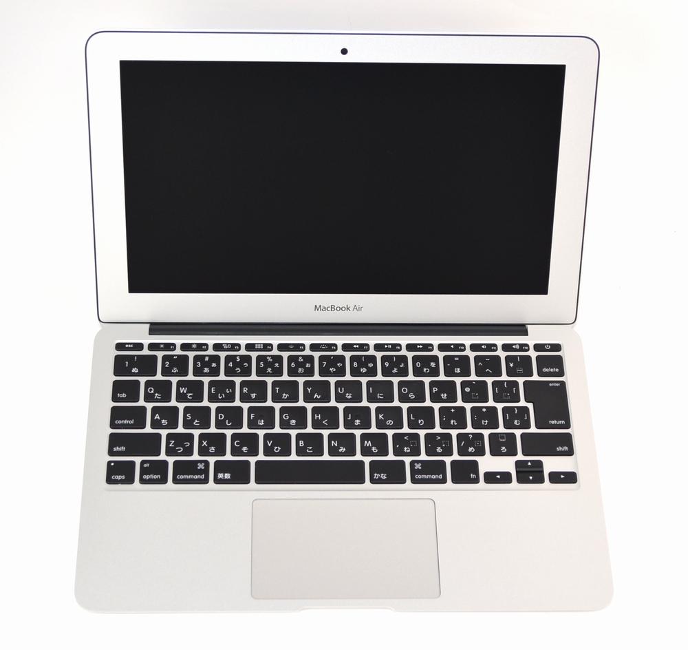 壊れたMacBook Air買取ました!11-inch,Mid 2013 MD712J/A、壊れたMacの買取は福岡博多ジャンク品ジャパン