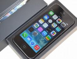 壊れたiPhone5買取ました!SoftBank 16GB MD297J/A ブラック