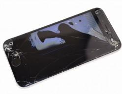 液晶破損 SoftBank iPhone6 64GB買取ました!スペースグレイ