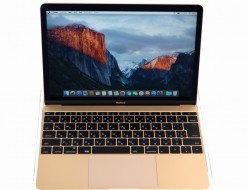 中古MacBook買取ました!Retina,12-inch,Early 2015 MK4M2J/A Gold