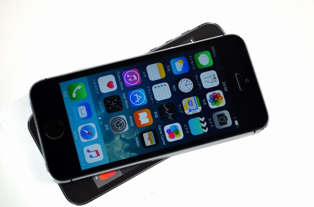 中古SoftBank iPhone5s買取ました!16GB ME332J/A スペースグレイ