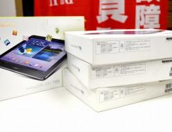 中古docomo SC-01D GALAXY Tab 4台買取ました!10.1 LTE タブレット