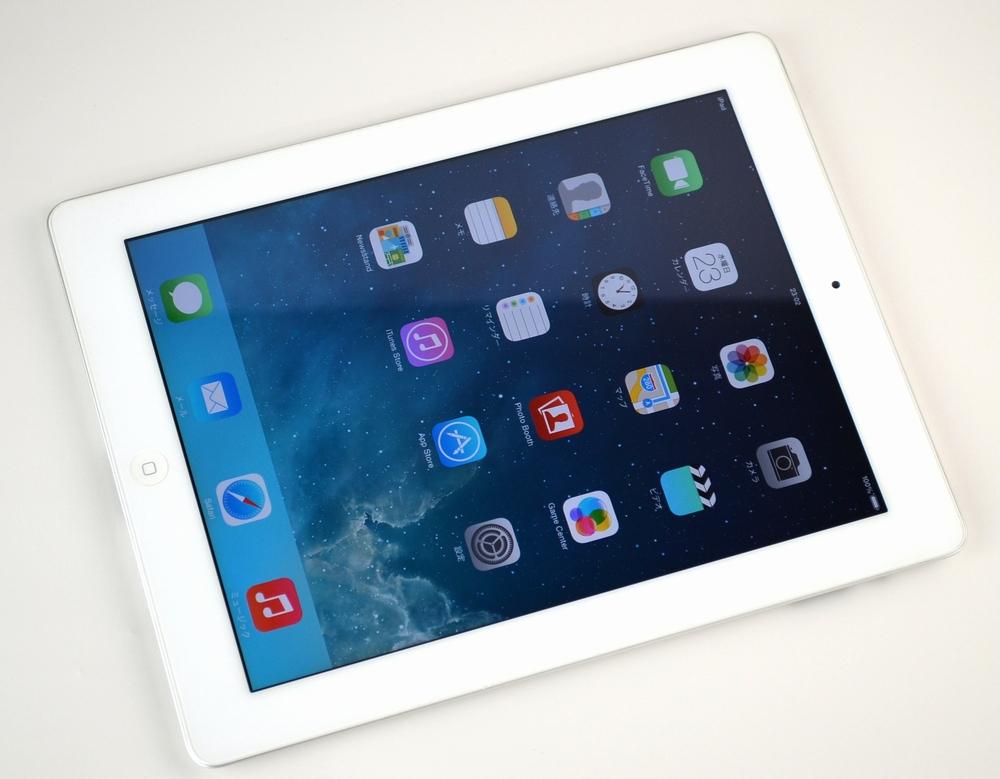 中古iPad2買取ました!32GB ホワイト MC980J/A Wi-Fi版