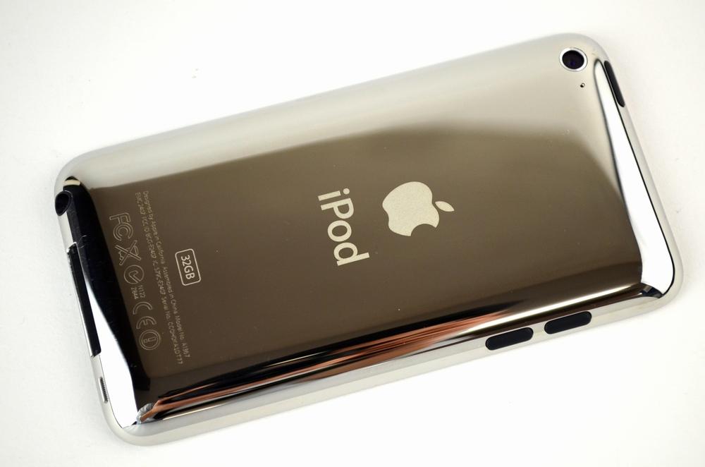 中古iPod touch買取ました!32GB 第4世代 MC544J/A
