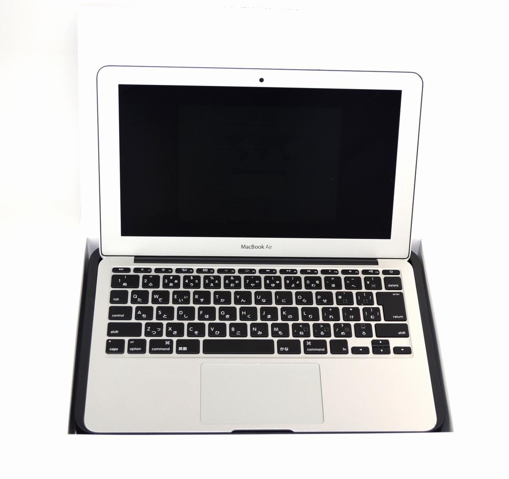壊れたMacBook Air買取ました!11-inch,Mid 2013 MD711J/A