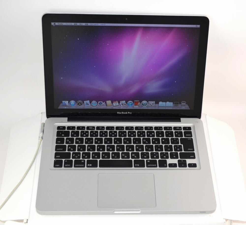 壊れたMacBook Pro他店プラスαで買取ました!13-inch,Early 2011 Core i5