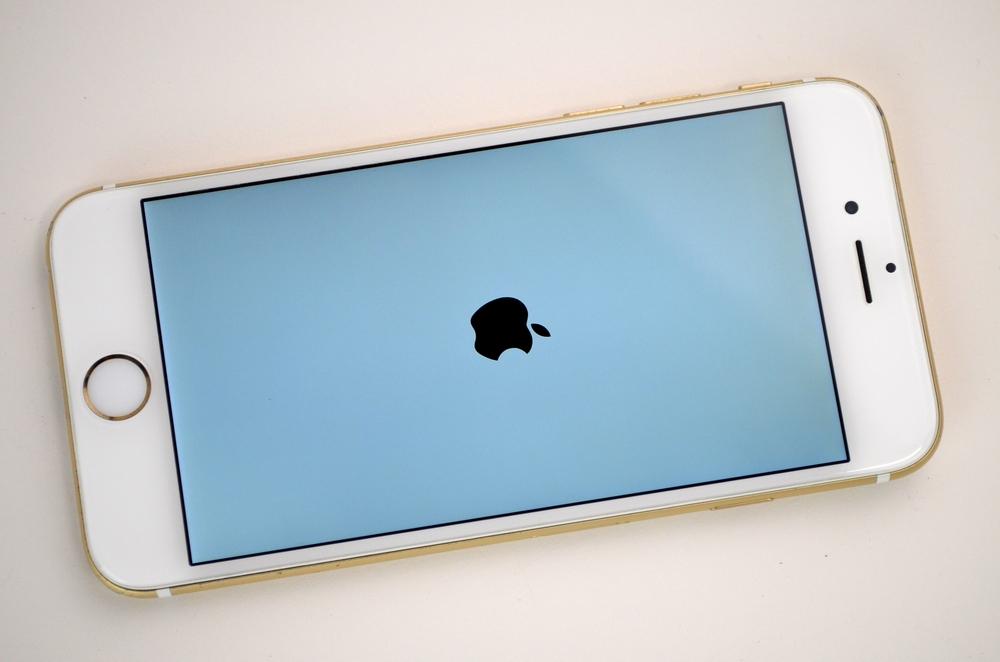 壊れたau iPhone6買取ました!128GB MG4E2J/A ゴールド