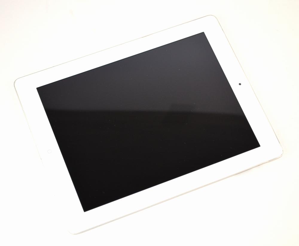 壊れたiPad2買取ました!16GB ホワイト Wi-Fiモデル