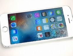 ガラス割れau iPhone6買取ました!64GB MG4H2J/A シルバー