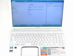 壊れたノートPC買取ました!東芝 T552/47GW PT55247GBHW Core i5 Win8
