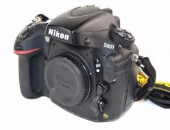 壊れた一眼レフカメラ買取ました!Nikon D800 ボディ ニコン