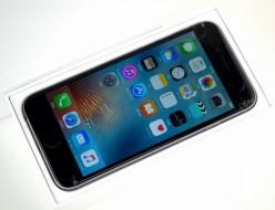 液晶割れ au iPhone6買取ました!128GB スペースグレイ