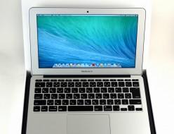 中古MacBook Air買取ました!11-inch,Early 2014 MD711J/B-MacBook Airの高額買取はジャンク品ジャパン