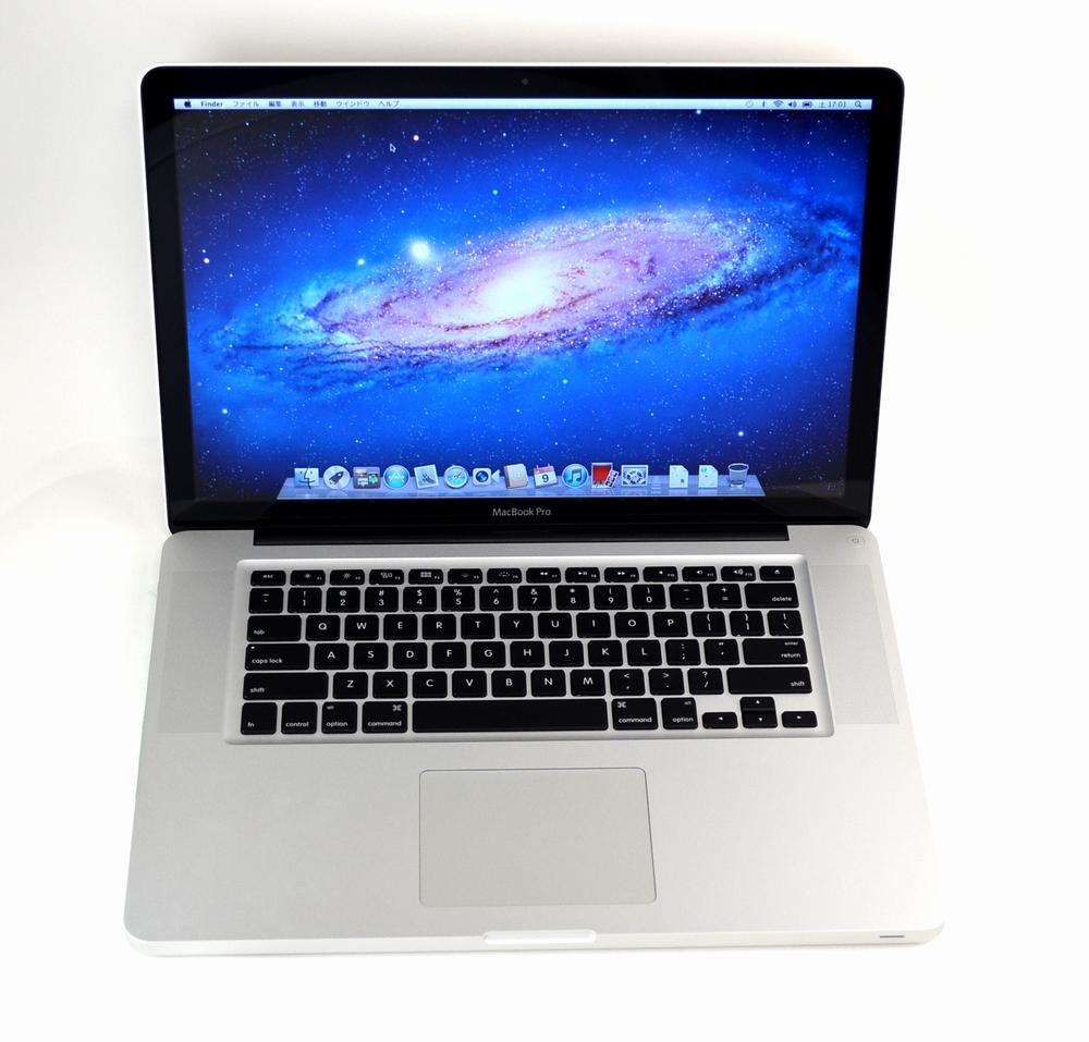 中古MacBook Pro買取ました!15-inch,Late 2011 MD322J/A Core i7-MacBook Pro売るならジャンク品ジャパン!