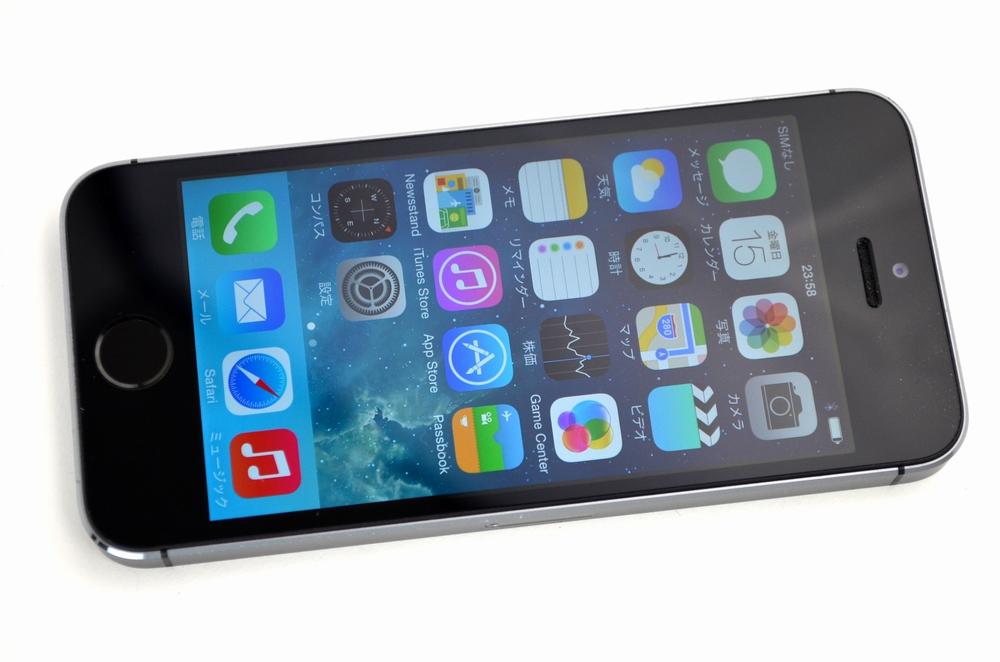 中古SoftBank iPhone5s買取ました!64GB ME338J/A スペースグレイ-ジャンク品ジャパン