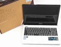 壊れたノートパソコン買取ました!ASUS K55VD-SXWHITE Core i5 Win8-ジャンク品ジャパン