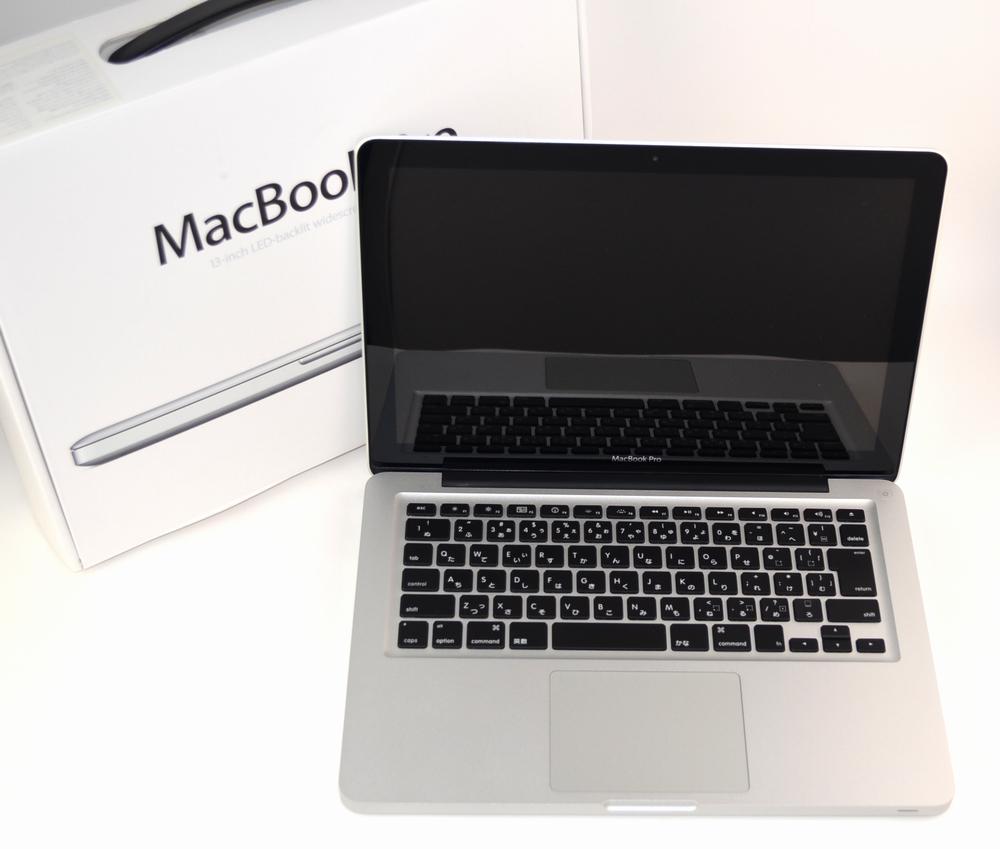 壊れたMacBook Pro買取ました!13-inch,Early 2011 MC700J/A i5!MacBook Proの買取は福岡博多ジャンク品ジャパンまで!