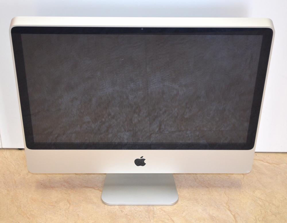壊れたiMac買取ました!24-inch,Early 2008-iMacの買取はジャンク品ジャパンまで!全国送料無料宅配買取